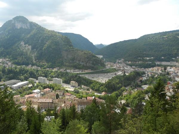 Arrivée dans le Jura...